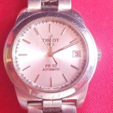 Relojes - Tissot: RELOJ TISSOT 1853 PR 50 AUTOMATICO FUNCIONA. MIDE 35.9 MM DIAMETRO. Lote 268601639