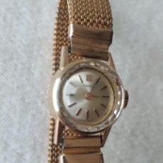 Relojes - Tissot: ANTIGUO RELOJ TISSOT MUJER ORO. Lote 269192788