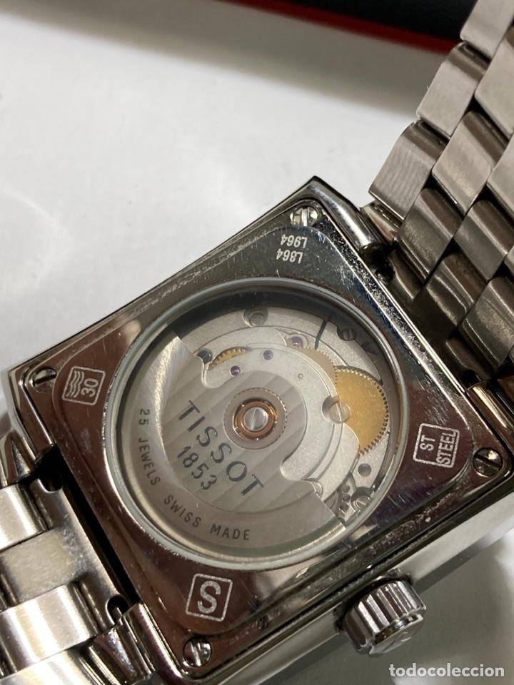 Relojes - Tissot: Reloj Tissot - T-Trend Square - Automatic - L864 - Hombre - 1990 - Foto 6 - 269363498