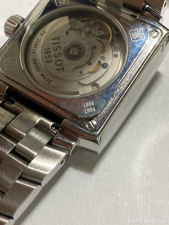 Relojes - Tissot: Reloj Tissot - T-Trend Square - Automatic - L864 - Hombre - 1990 - Foto 7 - 269363498