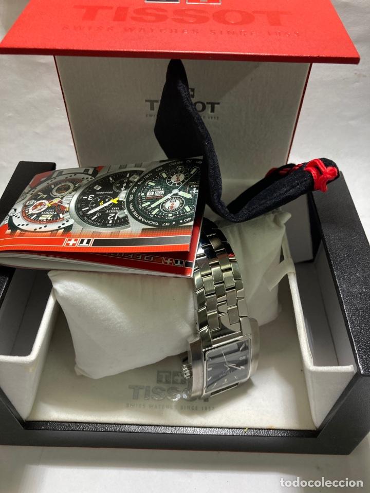 Relojes - Tissot: Reloj Tissot - T-Trend Square - Automatic - L864 - Hombre - 1990 - Foto 9 - 269363498