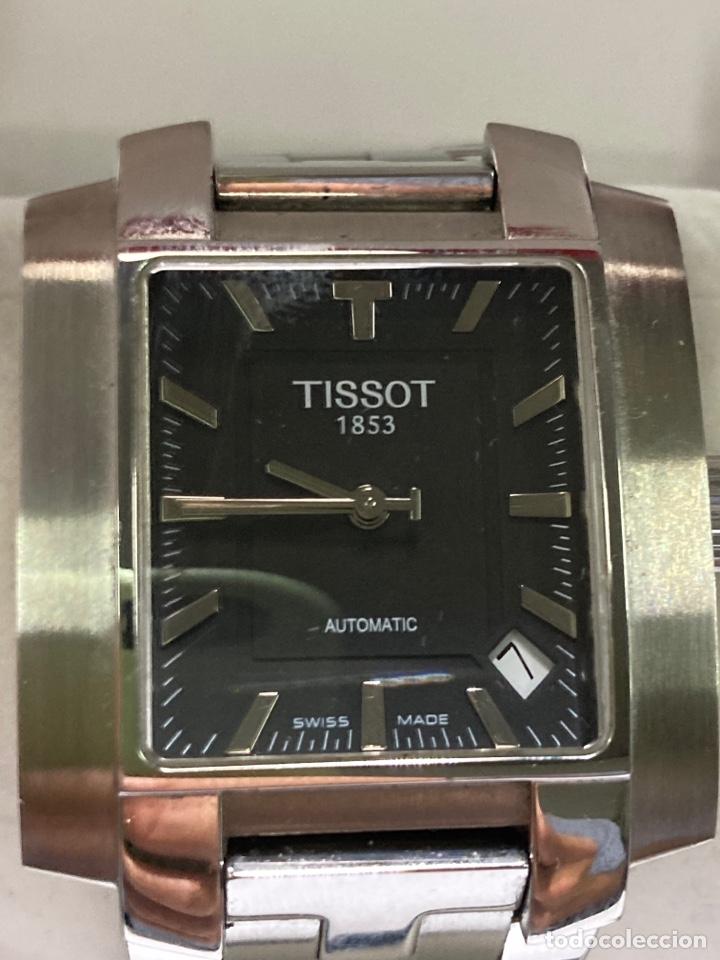 RELOJ TISSOT - T-TREND SQUARE - AUTOMATIC - L864 - HOMBRE - 1990 (Relojes - Relojes Actuales - Tissot)