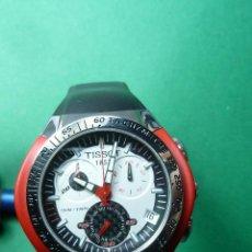 Relojes - Tissot: RELOJ DE CABALLERO TISSOT CRONO RACE. Lote 269489063