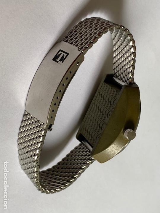 Relojes - Tissot: Reloj Colección vintage militar TISSOT SIDERAL AUTOMÁTICO DATE SWISS MADE - Foto 5 - 270154538