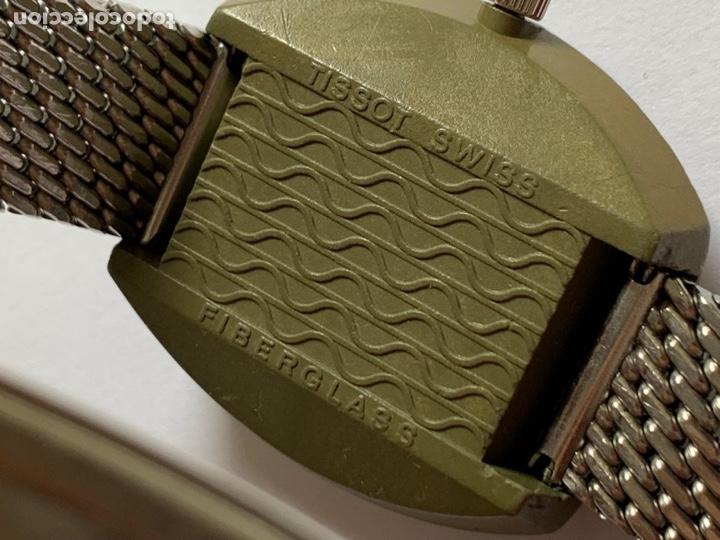 Relojes - Tissot: Reloj Colección vintage militar TISSOT SIDERAL AUTOMÁTICO DATE SWISS MADE - Foto 6 - 270154538