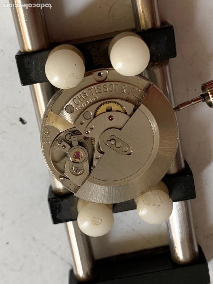 Relojes - Tissot: Reloj Colección vintage militar TISSOT SIDERAL AUTOMÁTICO DATE SWISS MADE - Foto 7 - 270154538