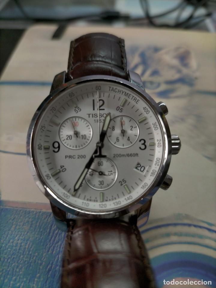 TISSOT PRC 200 T461 (Relojes - Relojes Actuales - Tissot)