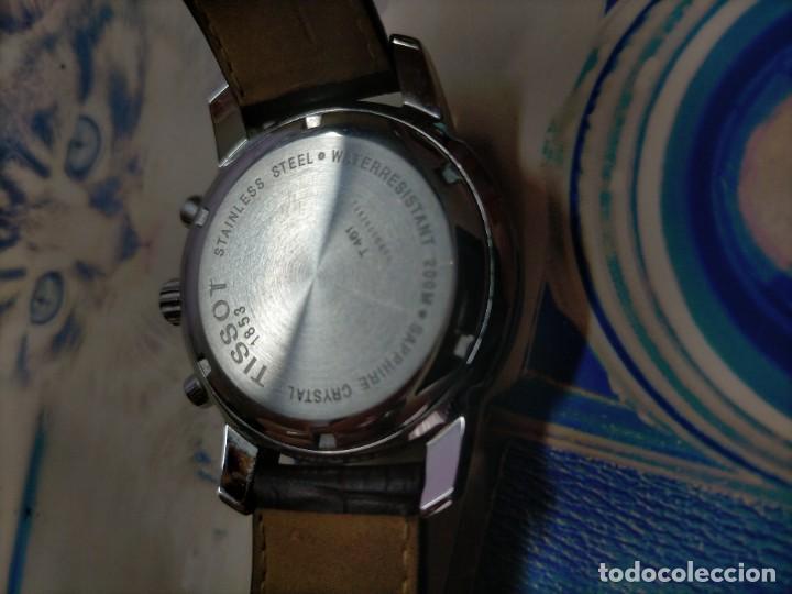 Relojes - Tissot: Tissot PRC 200 T461 - Foto 2 - 270233898