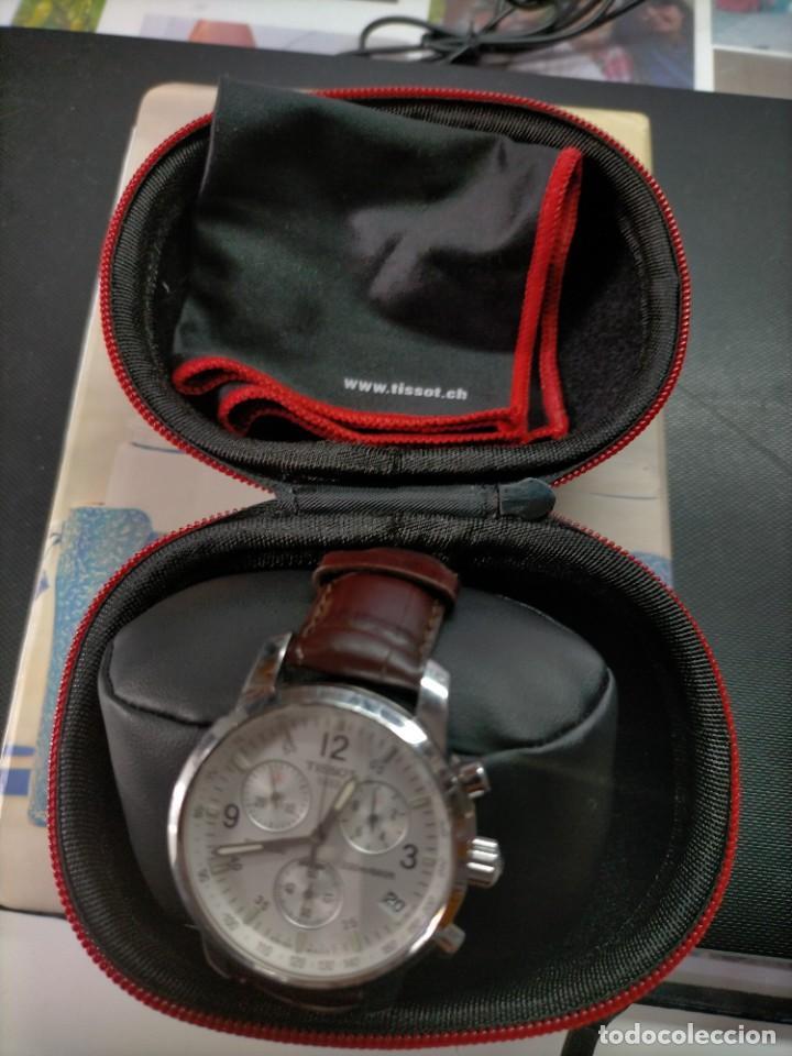 Relojes - Tissot: Tissot PRC 200 T461 - Foto 6 - 270233898