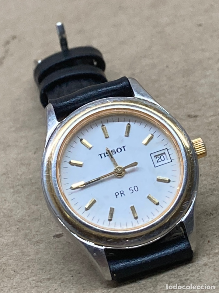 RELOJ TISSOT PR50 MUJER EN FUNCIONAMIENTO (Relojes - Relojes Actuales - Tissot)