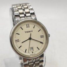Relojes - Tissot: RELOJ TISSOT CALENDARIO. Lote 275793043