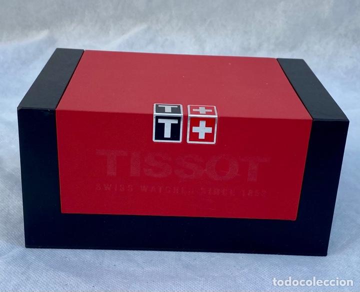 Relojes - Tissot: TISSOT. Estuche reloj de lujo Tissot con documentación - Foto 3 - 276087313