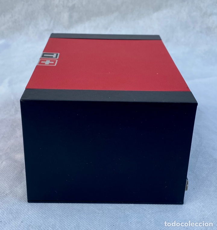 Relojes - Tissot: TISSOT. Estuche reloj de lujo Tissot con documentación - Foto 4 - 276087313
