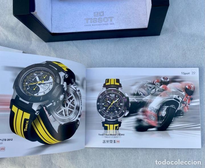 Relojes - Tissot: TISSOT. Estuche reloj de lujo Tissot con documentación - Foto 14 - 276087313