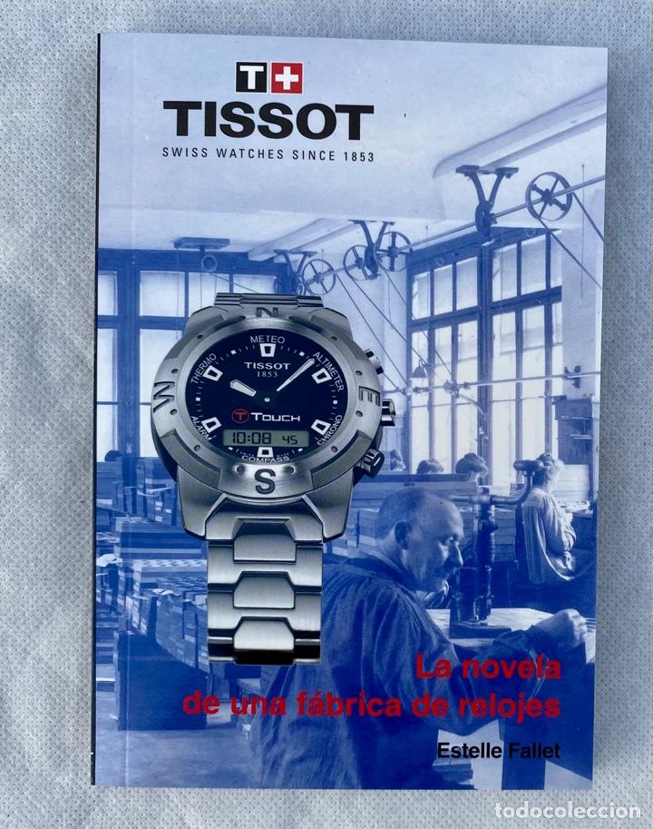 Relojes - Tissot: TISSOT. Estuche reloj de lujo Tissot con documentación - Foto 16 - 276087313