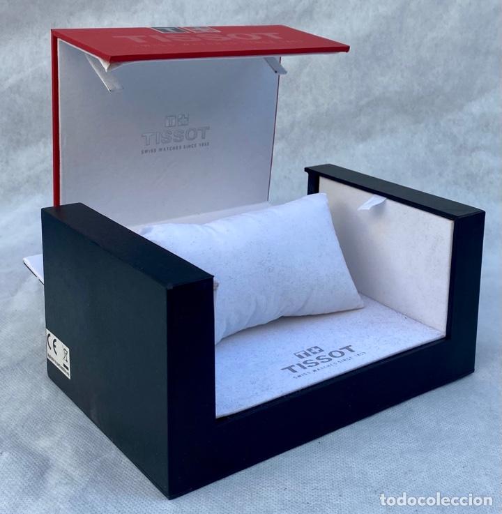 Relojes - Tissot: TISSOT. Estuche reloj de lujo Tissot con documentación - Foto 24 - 276087313