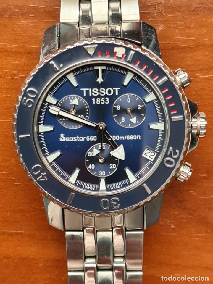 RELOJ TISSOT SEASTAR 660 (Relojes - Relojes Actuales - Tissot)