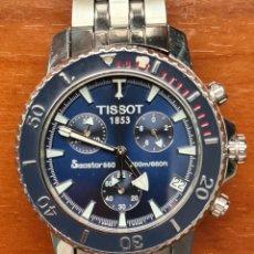 Relojes - Tissot: RELOJ TISSOT SEASTAR 660. Lote 277167678