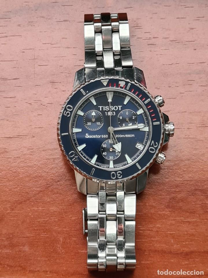 Relojes - Tissot: RELOJ TISSOT SEASTAR 660 - Foto 2 - 277167678