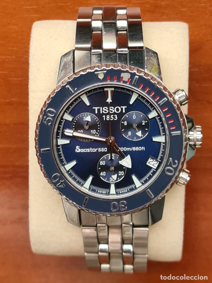 Relojes - Tissot: RELOJ TISSOT SEASTAR 660 - Foto 4 - 277167678