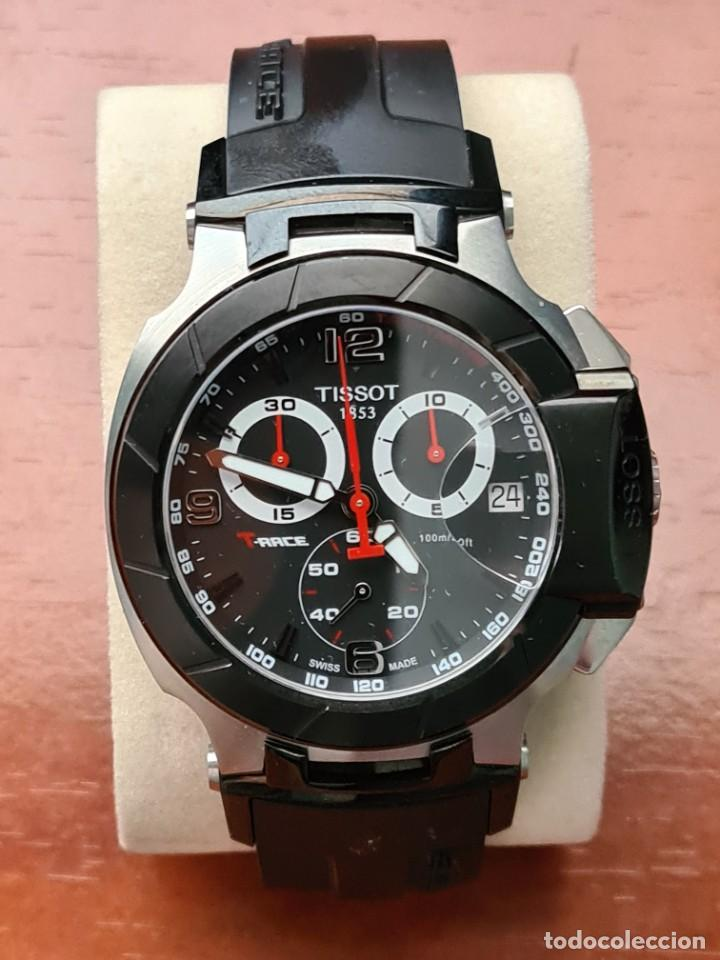 Relojes - Tissot: RELOJ TISSOT T-RACE - Foto 3 - 277257878