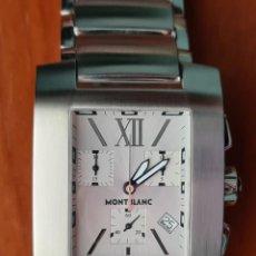 Relojes - Tissot: RELOJ MONTBLANC PROFILE XL. Lote 277452828