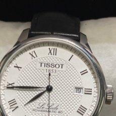 Relojes - Tissot: RELOJ TISSOT LE LOCLE POWERMATIC 80 CON GARANTÍA DE FÁBRICA COMO NUEVO. Lote 277761828