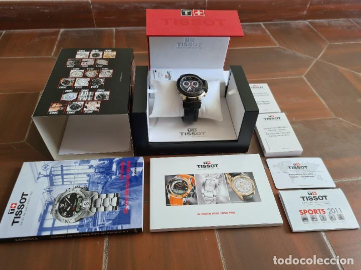 Relojes - Tissot: RELOJ TISSOT T-RACE - Foto 13 - 277257878