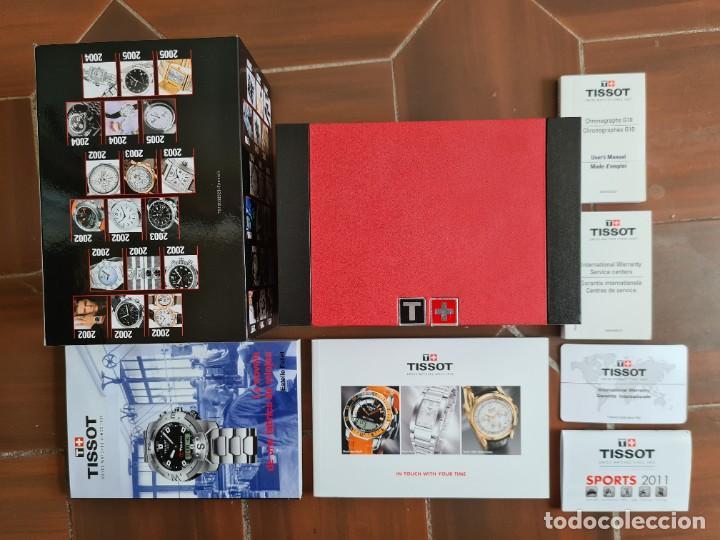 Relojes - Tissot: RELOJ TISSOT T-RACE - Foto 14 - 277257878