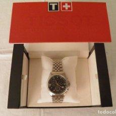 Relojes - Tissot: RELOJ TISSOT PR 100 CABALLERO DE ACERO - FUNCIONANDO TALLA 18. Lote 286571468