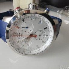 Relojes - Tissot: TISSOT CRONÓGRAFO EDICIÓN ESPECIAL. Lote 295773698