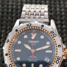 Relojes - Tissot: TISSOT PR 100 AUTOMÁTICO (COMO NUEVO). Lote 296890673