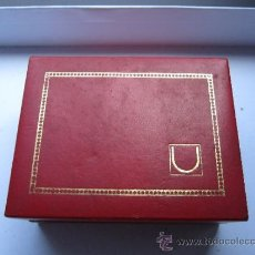 Orologi - Universal: CAJA DE RELOJ UNIVERSAL GENEVE. Lote 32214059