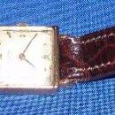 Relojes - Universal: RELOJ DE SEÑORA DE ORO UNIVERSAL GENEVE , MARCAS Y CONTRASTE FABRICANTE. Lote 48211178