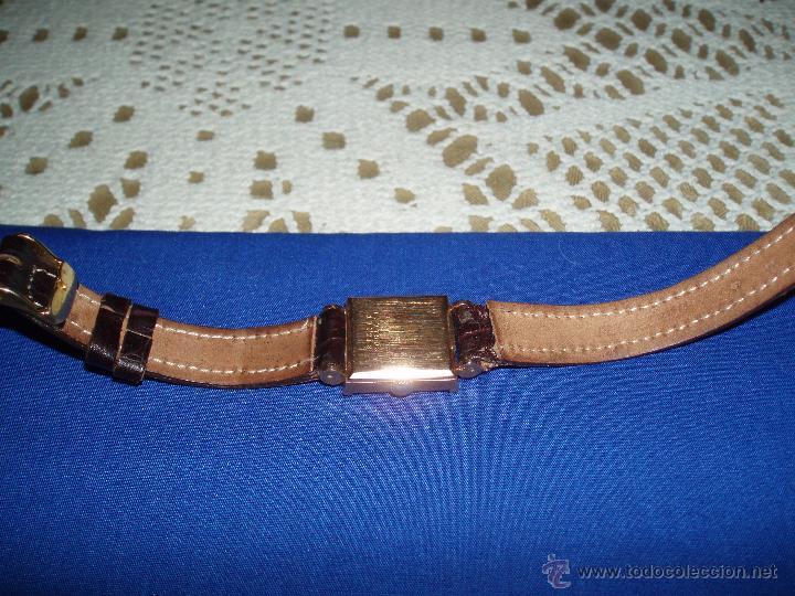 Relojes - Universal: reloj de señora de oro universal GENEVE , marcas y contraste fabricante - Foto 2 - 48211178