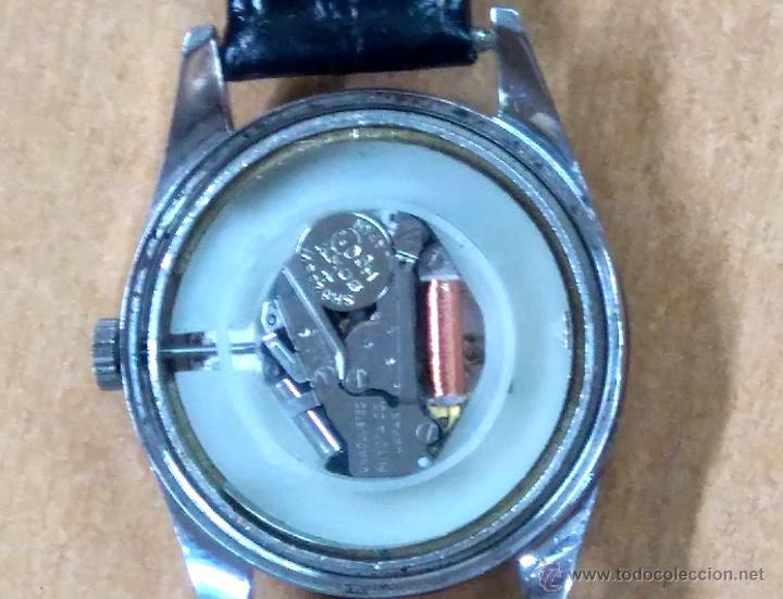 Relojes - Universal: RELOJ PILOTO AVIACION,UNIVERSAL GENEVE POLEROUTER,1950 MODIFICADO EN MAQUINARIA,ESTETICA ORIGINAL. - Foto 11 - 82125583