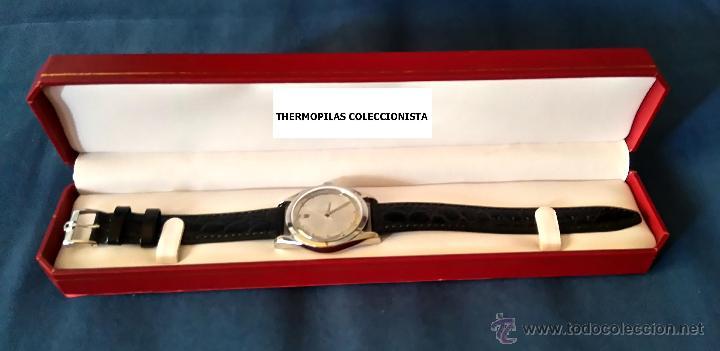 Relojes - Universal: RELOJ PILOTO AVIACION,UNIVERSAL GENEVE POLEROUTER,1950 MODIFICADO EN MAQUINARIA,ESTETICA ORIGINAL. - Foto 14 - 82125583