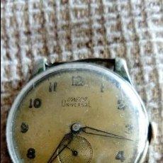 Relojes - Universal: ANTIQUÍSIMO RELOJ UNIVERSAL UNECO. Lote 71806751