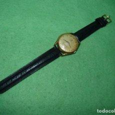 Relojes - Universal: PRECIOSO RELOJ UNIVERSAL GENEVE SWISS MADE CALIBRE 1200 AÑOS 50 17 RUBIS RARO GRAN TAMAÑO. Lote 112569127
