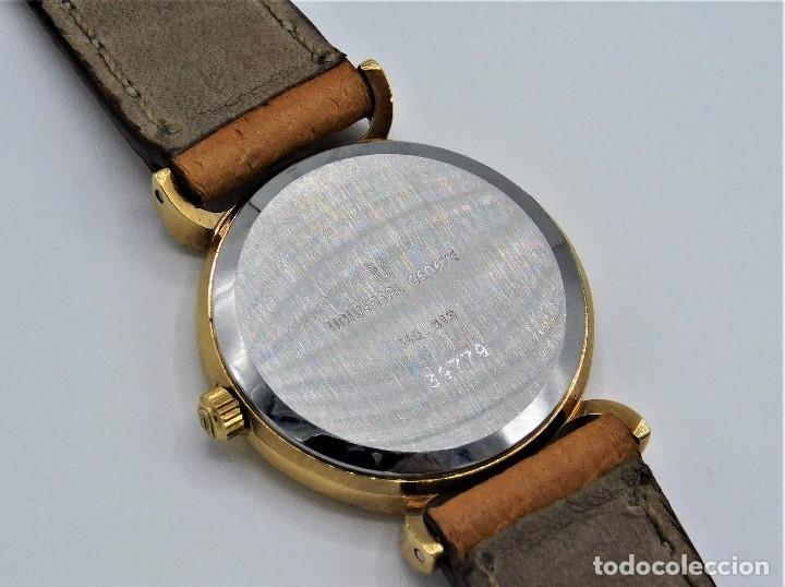 Relojes - Universal: UNIVERSAL GENEVE - FANTASTICO RELOJ DE PULSERA DE DAMA A ESTRENAR- PLAQUÉ ORO AMARILLO 10G - Foto 7 - 139262170