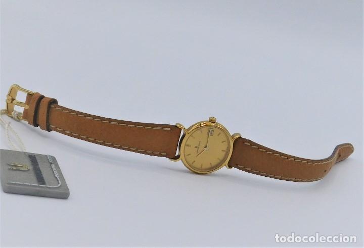 Relojes - Universal: UNIVERSAL GENEVE - FANTASTICO RELOJ DE PULSERA DE DAMA A ESTRENAR- PLAQUÉ ORO AMARILLO 10G - Foto 2 - 139262170