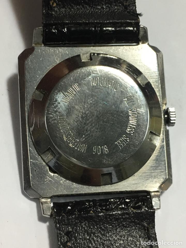 Relojes - Universal: Reloj Universal Geneve carga manual y caja de acero en funcionamiento - Foto 4 - 166866946