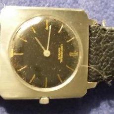 Relojes - Universal: UNIVERSAL A CUERDA EXTRAPLANO FUNCIONANDO. Lote 168145076