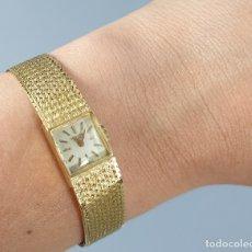 Relojes - Universal: RELOJ MUJER EN ORO 18K UNIVERSAL GENEVE FUNCIONA CARGA MANUAL. Lote 176741707