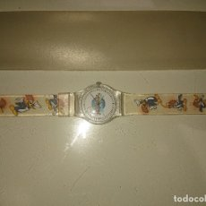 Relojes - Universal: RELOJ UNIVERSAL MEDITERRANEA PAJARO LOCO , LEER DESCRIPCION. Lote 180216705