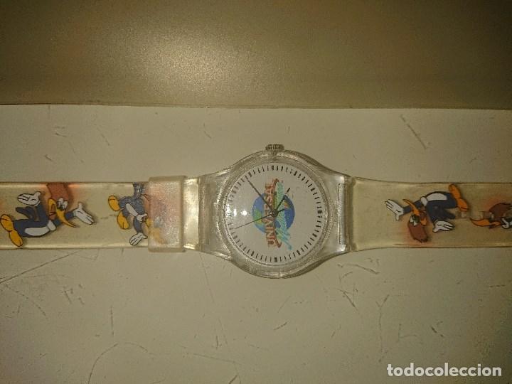 Relojes - Universal: RELOJ UNIVERSAL MEDITERRANEA PAJARO LOCO , LEER DESCRIPCION - Foto 2 - 180216705