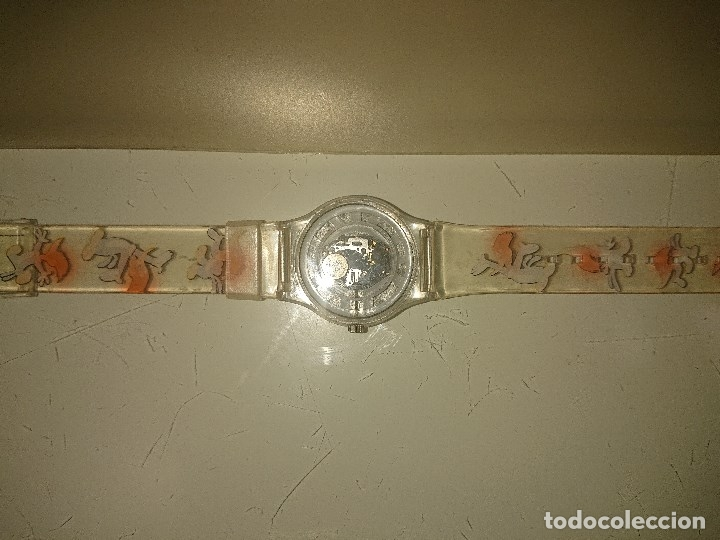 Relojes - Universal: RELOJ UNIVERSAL MEDITERRANEA PAJARO LOCO , LEER DESCRIPCION - Foto 3 - 180216705