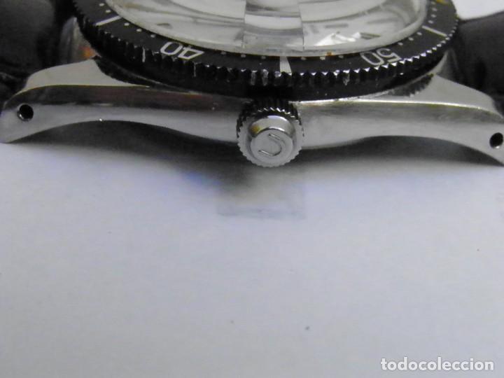 Relojes - Universal: EXCLUSIVO UNIVERSAL GENEVE POLEROUTER SUBMARINER - Foto 2 - 190088403