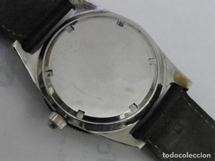 Relojes - Universal: EXCLUSIVO UNIVERSAL GENEVE POLEROUTER SUBMARINER - Foto 4 - 190088403
