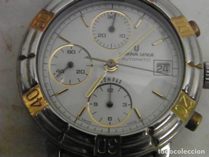 Relojes - Universal: UNIVERSAL GENEVE COMPAX - Foto 7 - 204273335